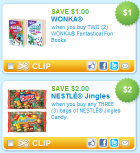photograph about Printable Candy Coupons named Yippee! Refreshing Xmas Sweet Printable Discount coupons!