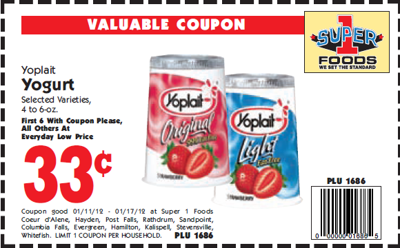 Yoplait Printable Coupons for The month of August comes with many new Yoplait printable coupons for you! The Kids love freezing the Yoplait yogurt and packing them in their lunches.