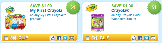 image regarding Crayola Printable Coupons named Clean Crayola Crayons Coupon codes! Fantastic Order Upon My 1st Crayons