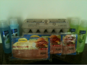 Reader Walgreens Shop! Free Suave & Cheap Bacon and Eggs!