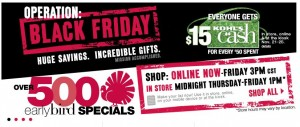 Black Friday Deals Started at Kohls!