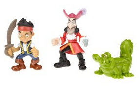 Disney's Jake and The Never Land Pirates-3 Pack Pirate Pack Only $3.29! Was $10.99!