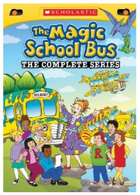The Magic School Bus Whole Series on DVD Only $26.99! All 52 Episodes Plus Free Shipping! Was $79.95!
