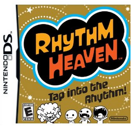 Rhythm Heaven for Nintendo DS Only $11.89! Regular Price $29.99!
