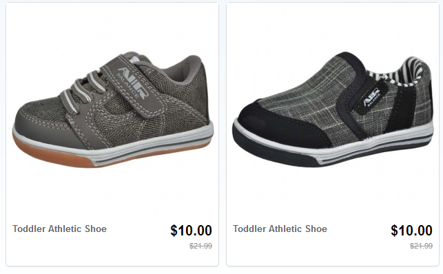 Right now thee is an awesome sale on Little Boy s Athletic Shoes over at  Totsy! Check out these Boy s Air Balance Athletic Shoes for Only  10.oo! a1692179a