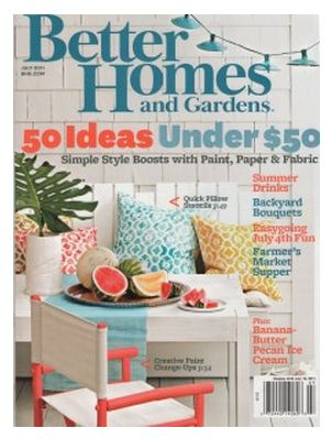 Hurry* Free Subscription To Better Homes And Gardens Magazine