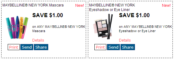 picture relating to Printable Maybelline Coupons titled Clean RedPlum Printable Discount coupons! Zatarains, Brawny