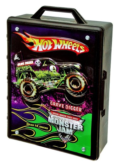 Hot Wheels Monster Jam Case