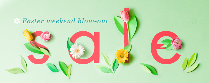 Easter Sales & Deals With Easter fast approaching, retailers are releasing deals on colorful dresses, fresh flowers, treats, Easter baskets and other seasonal merchandise. And restaurants are announcing their Easter dinner and brunch specials.