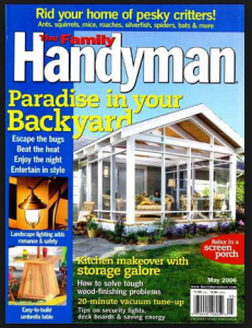 Today Only!! Great Father's Day Gift for Only $4.99 – Family Handyman Magazine!!