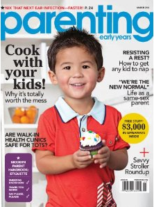 Today Only! Parenting (Early Years) Magazine Subscription for Only $3.99!