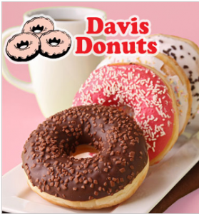 Yummy! Coeur d'Alene Readers: It's Back! Only $5.00 for a $10 Gift Certificate at Davis Donuts! Save 50%!