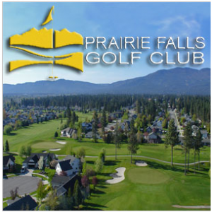 Prairie Falls Golf Club-Post Falls Idaho: Pay Only $20 for a $40 18-hole Golf Deal With Cart!