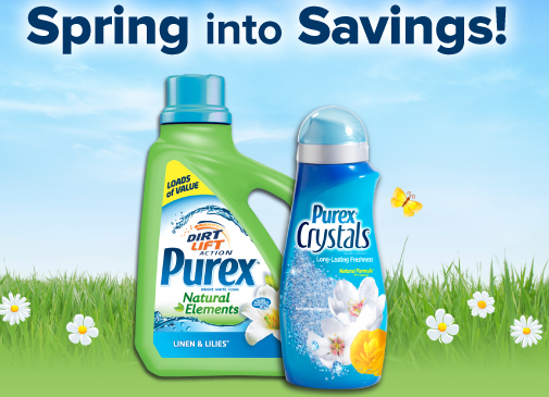 graphic regarding Purex Coupons Printable identified as Scarce Purex Printable Discount coupons! Laundry Detergent or Crystals!