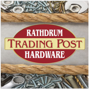 SOLD OUT! Wow! $20 Voucher at Rathdrum Trading Post Hardware for Only $10!! Save 50% on Your Spring Projects!