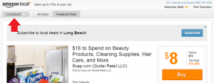 Soap.com! Right now Pay Only $8 for $16 to Spend on Beauty Products, Cleaning Supplies, Hair Care, and More!