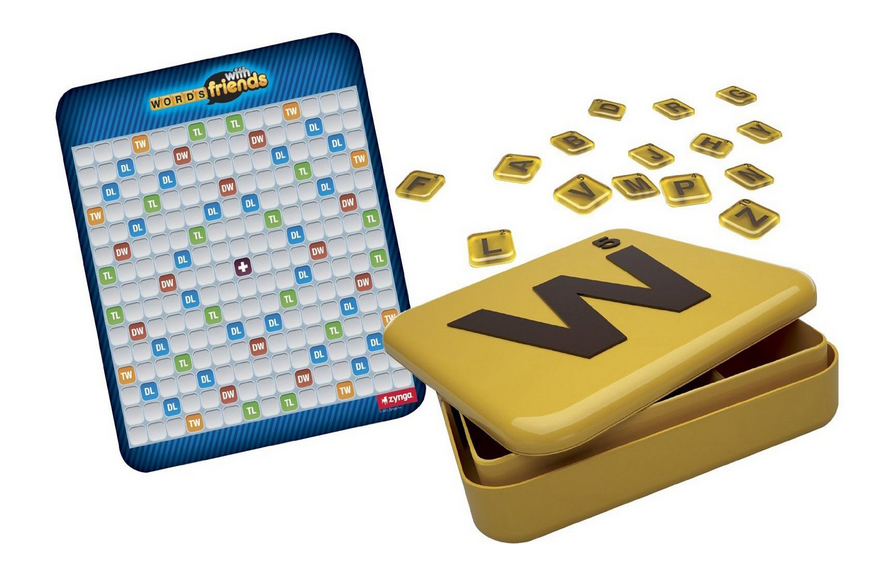 Amazon Words With Friends Go Game