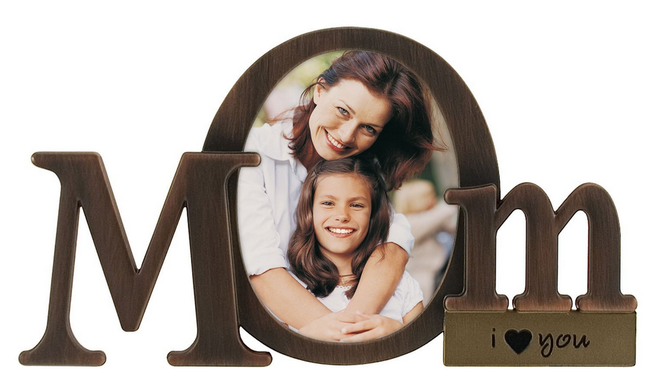 Mothers Day Gift Idea Mom I Love You Picture Frame For Only