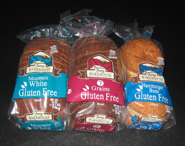 Franz Gluten Free Bread and Hamburger Buns Review and Coupon