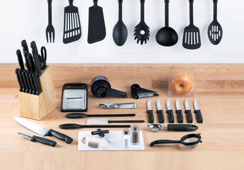 Merveilleux Chefmate 51 Piece Cutlery U0026 Kitchen Gadget Starter Set (Including Knife  Set) Only $24.99 + FREE Shipping!