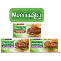 New Catalina Offer! Select Stores-Up to $4 in future savings, 3+ MORNINGSTAR FARMS® Products