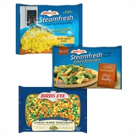 New Catalina Offer! Select Stores-Up to $3.00 in future savings, 3 or more Birds Eye® Products
