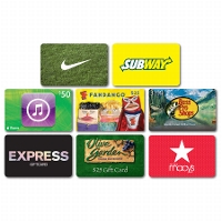New Catalina Offer! Select Stores-$10 in future savings, $50+ in select gift cards-Subway, Macy's & More