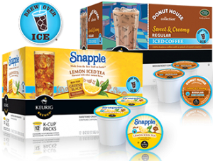 New Savingstar Digital Coupon! Brew Over Ice K-Cup® packs