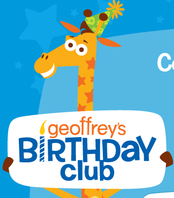 Join The Toys R Us Geoffreys Birthday Club For A Free Birthday Gift