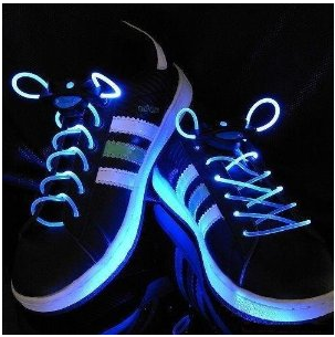 These Are So Cool! Light Up Shoelaces Only $1.99 + Free Shipping For  Everyone!