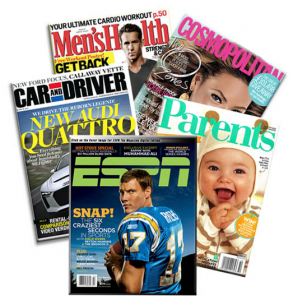 Magazine Subscriptions – 31 of The Most Popular Magazines For Just $5 A Year!