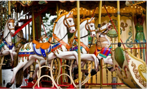 Spokane Area: Save at Riverfront Park– $20 for Amusement-Park Outing for Two at Riverfront Park! $40 Value!!