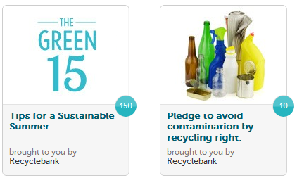 recyclebank points 1