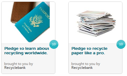 recyclebank points 2