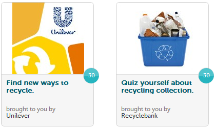 recyclebank points 3