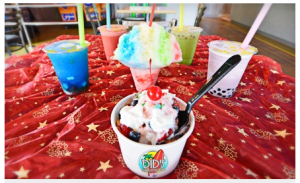 Spokane Area Readers: Did's Pizza & Froyo – $6 for $12 Worth of Frozen Yogurt, Bubble Tea, Pizza, and Hawaiian Barbecue!