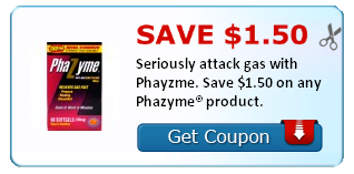 Phazyme Coupon