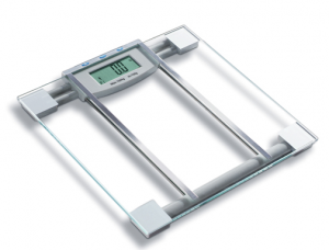 HUTT SlimFit Premium 6 in 1 BMI Scale with Great Features for Only $14.99 + FREE Shipping! Regular $49.99!