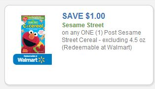 Post Cereal Coupon Deal