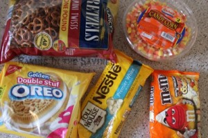 candy corn ingredients