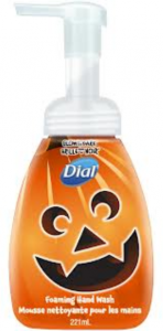 Dial Halloween Soaps as low as $0.39 at Rite Aid!