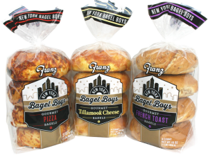 Check Out New Franz New York Bagel Boys Bagels + Enter to Win a New York Bagel Boys Gift Box!