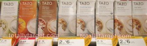 Tazo Latte Concentrates up to 50% off at Target with new Printable Coupons!