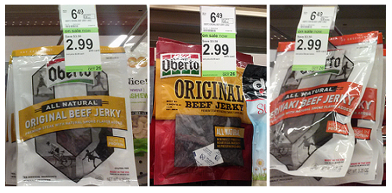Beef jerky coupons
