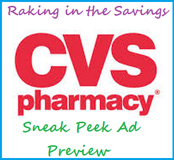 cvs sneak peek ad preview