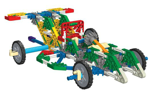 K Nex 375 Piece Deluxe Value Tub Only 11 58 Free Store