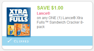 lance crackers coupon