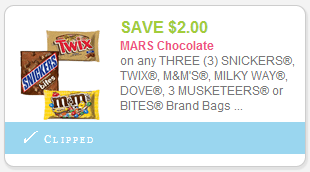 mars candy coupon 2