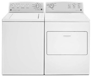 hot buy washer and dryer set only regularly at sears. Black Bedroom Furniture Sets. Home Design Ideas