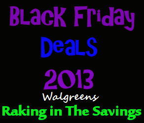 black friday walgreens